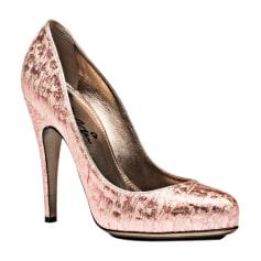 Pumps, Heels LANVIN Pink, fuchsia, light pink