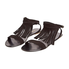 Flat Sandals VANESSA BRUNO Black