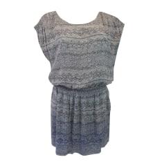 Mini-Kleid COMPTOIR DES COTONNIERS Grau, anthrazit