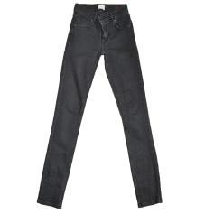 Skinny Jeans SÉZANE Schwarz