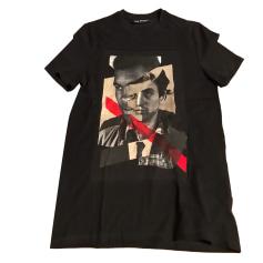 Tee-shirt NEIL BARRETT Noir