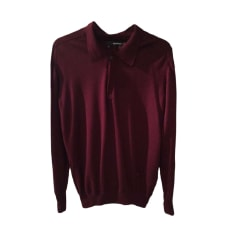 Sweater THE KOOPLES Red, burgundy