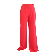 Flares KENZO Red, burgundy