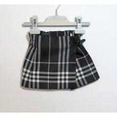 Skirt BURBERRY Black
