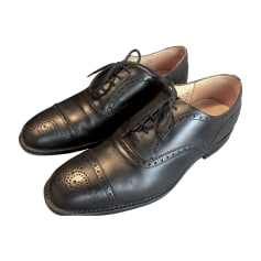 Lace Up Shoes CHURCH'S Black