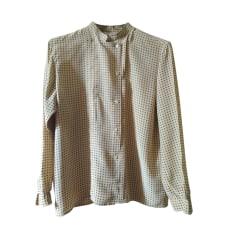 Camicia MAX MARA Bianco, bianco sporco, ecru
