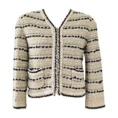 Vest, Cardigan CHANEL Brown