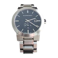 Wrist Watch BURBERRY Silver