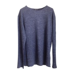 Tee-shirt T BY ALEXANDER WANG Bleu, bleu marine, bleu turquoise