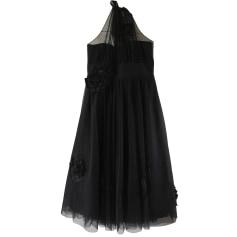 Robe dos nu BCBG MAX AZRIA Noir