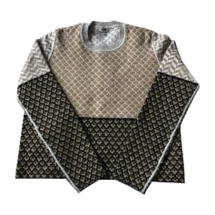 Sweater KENZO Golden, bronze, copper