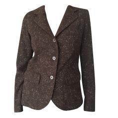 Blazer, veste tailleur AGNÈS B Marron
