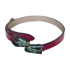 Bracelet BULGARI Rose, fuschia, vieux rose