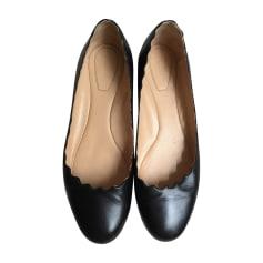 Ballet Flats CHLOÉ Black