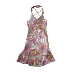 Mini-Kleid JEAN PAUL GAULTIER Mehrfarbig