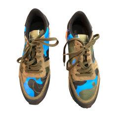 Sneakers VALENTINO Khaki