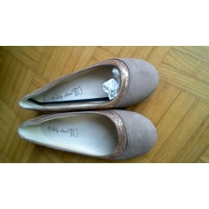 Ballerines LILY SHOES Beige, camel
