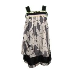 Mini Dress BLUMARINE Multicolor