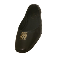 Ballerines YVES SAINT LAURENT Noir