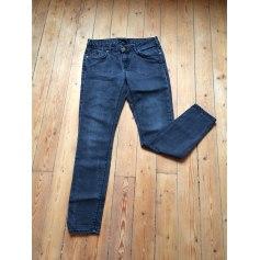 Jeans slim MAISON SCOTCH Noir