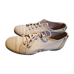 Sneakers SONIA RYKIEL Weiß, elfenbeinfarben