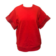 Top, t-shirt GIVENCHY Rouge Vif