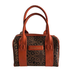 Non-Leather Handbag CHRISTIAN LACROIX Orange