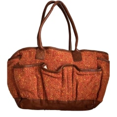 Non-Leather Handbag TSUMORI CHISATO Orange