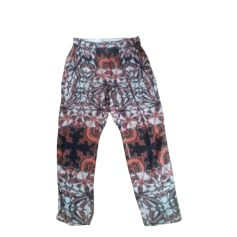 Tapered Pants MAJE Multicolor