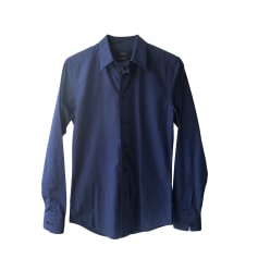 Shirt GIVENCHY Blue, navy, turquoise