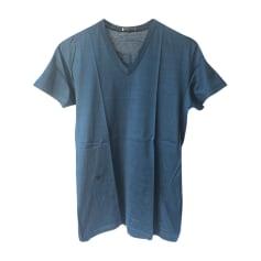 Tee-shirt DIOR HOMME Bleu, bleu marine, bleu turquoise