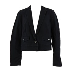 Coat VANESSA BRUNO Black