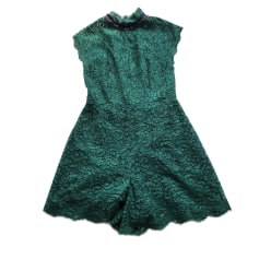 Playsuit SANDRO Green