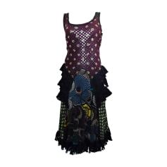 Mini Dress JEAN PAUL GAULTIER Multicolor