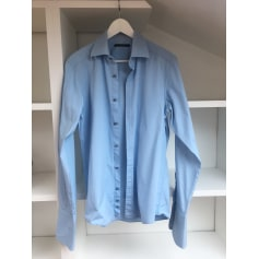 Livraison offerte  Chemise GUCCI Bleu, bleu marine, bleu turquoise 02ff6b55c9f