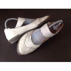 Ballet Flats COCO & ABRICOT White, off-white, ecru