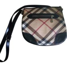 Leather Handbag BURBERRY Multicolor