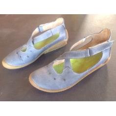 Ballet Flats COCO & ABRICOT Gris