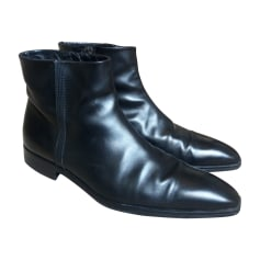 Ankle Boots HUGO BOSS Black