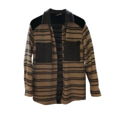 Shirt IRO Beige et noir