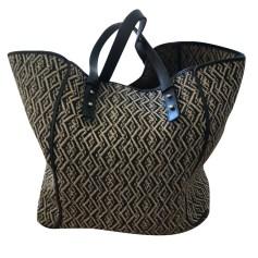 Non-Leather Handbag GERARD DAREL Black