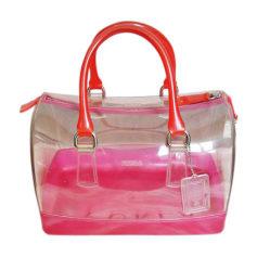 Leather Handbag FURLA Multicolor