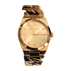 Wrist Watch MICHAEL KORS Pink, fuchsia, light pink