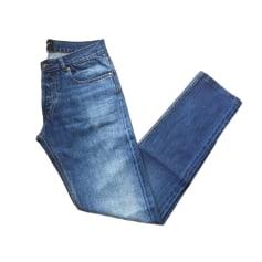 Jeans slim BALIBARIS Blu, blu navy, turchese