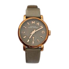 Wrist Watch MARC BY MARC JACOBS Gray, charcoal