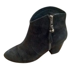Bottines & low boots à talons ASH Noir