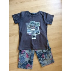 Shorts Set, Outfit IKKS Multicolor