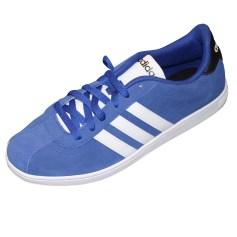 Baskets ADIDAS Bleu, bleu marine, bleu turquoise