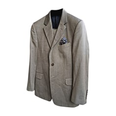 Complete Suit PAUL SMITH Brown