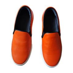 Baskets CÉLINE Orange